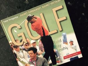 Golf.Suuret turnaukset, suuret voittajat
